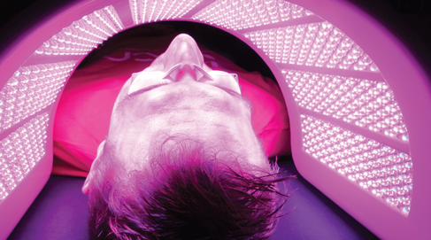 LED Phototherapy Treatment