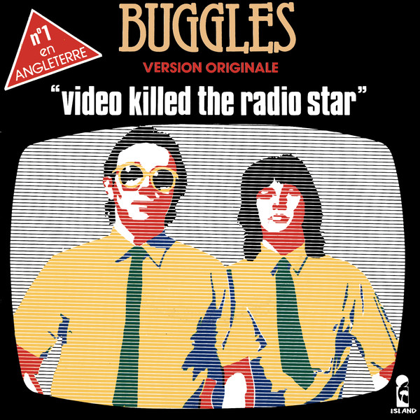 Video Killed The Radio Star…